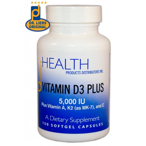 vitamin d3 plus doctor hank liers original