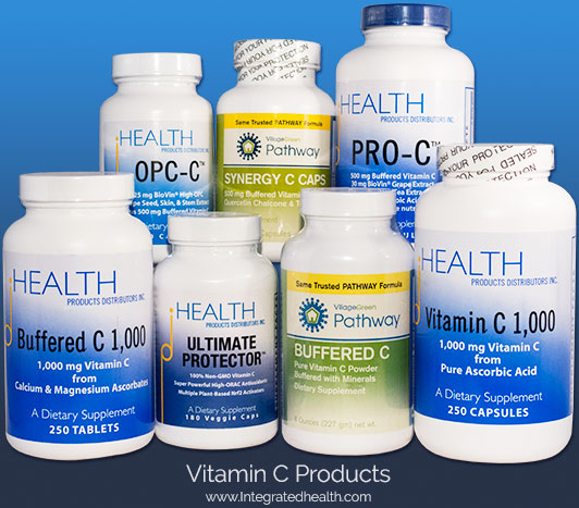 Vitamin C Products at integratedhealth.com