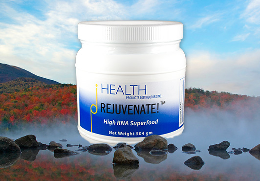 Rejuvenate! High RNA Superfood rejuvenate