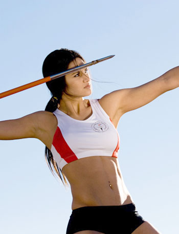 RNA dietary nucleic acids rejuvenate superfoods javelin thrower female