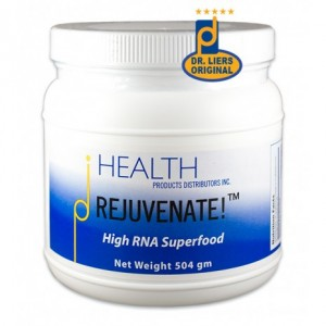 rejuvenate! lemonade rejuvenate superfood original greens high-RNA dietary nucleic acids doctor hank liers hpdi