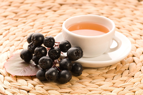 Aronia (Chokeberry) Tea