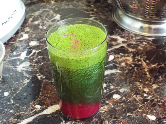 amaranth prickly pear juice smoothie rejuvenate superfoods
