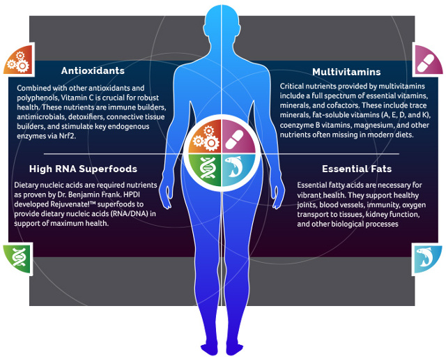 foundational supplements viruses