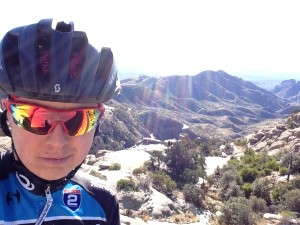 Irena Ossola Tucson bicycle training