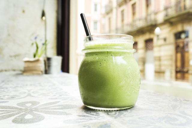 chlorella drink