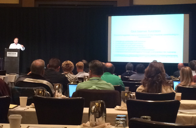 Kellman lecture ACAM 2015 microbiome