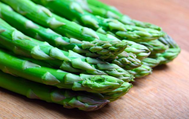 asparagus prebiotic microbiome beneficial bacteria