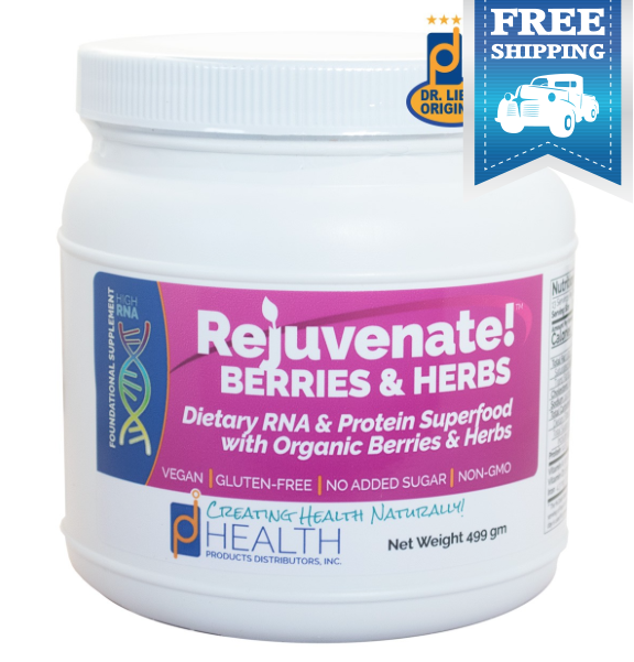 rejuvenate berries & herbs