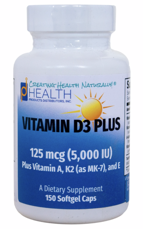 Vitamin D3 Plus supplement