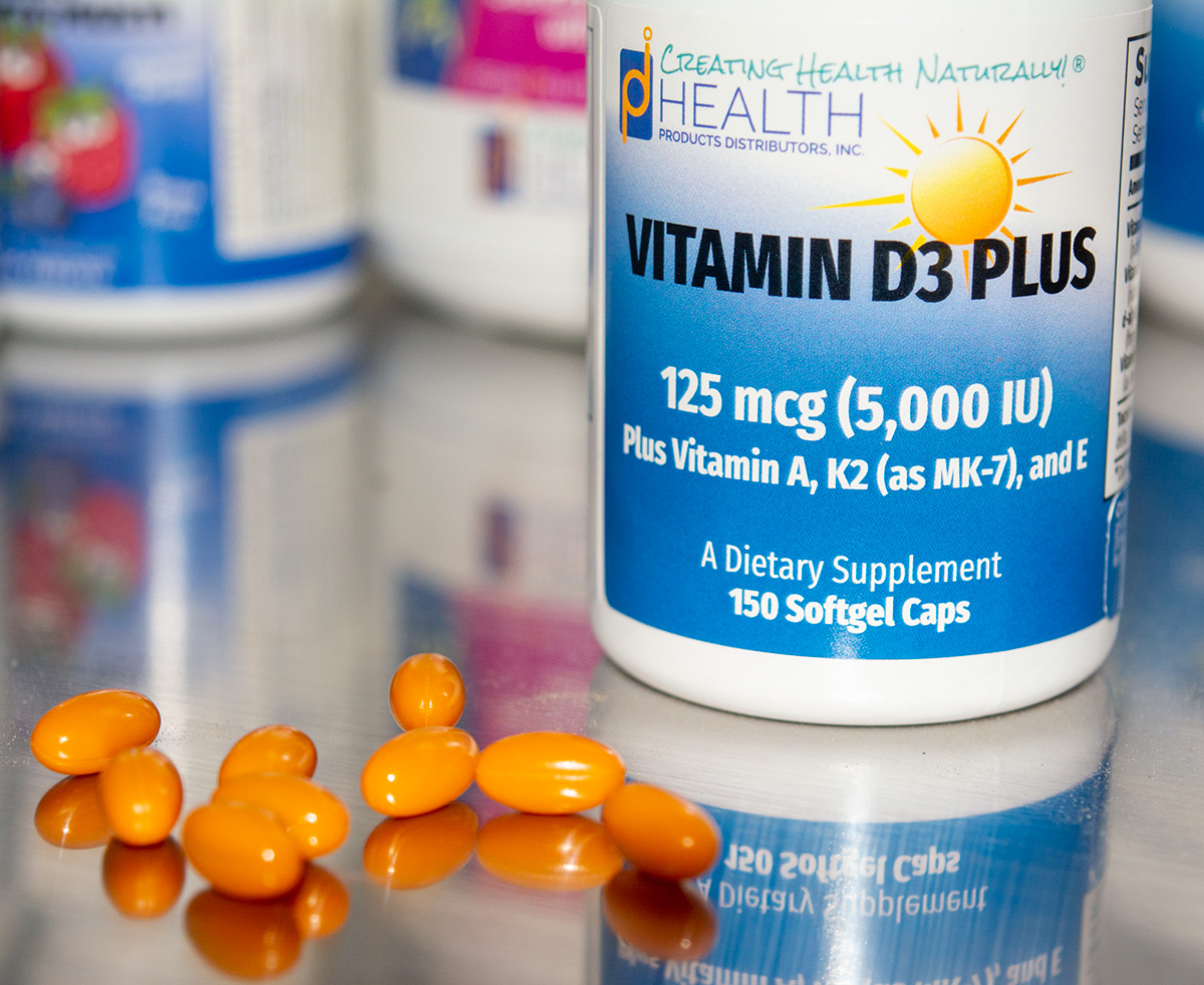 vitamin d3 plus softgels
