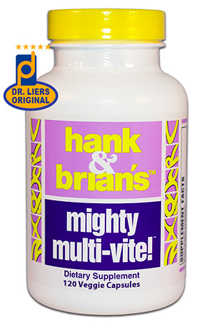 Mighty Multi-Vite multivitamin supplement